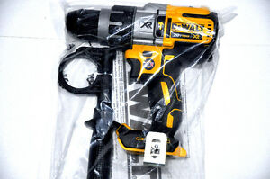NEW! DeWALT 60V 20V XR BRUSHLESS 3 Speed Hammerdrill TOOL ONLY!