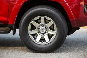 Toyota 4Runner trail edition wheels rims tires