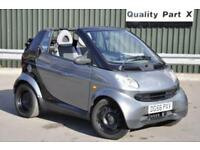 2006 Smart Fortwo 0.7 City Pure Cabriolet 2dr