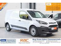 2016 66 FORD TRANSIT CONNECT 1.5 240 P/V 1D 100 BHP *TWO YEARS FORD WARRANTY* DI