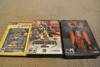 Unreal tournament, 2004 ,3 limited edition