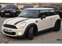 2012 MINI Hatch 1.6 One Baker Street 3dr