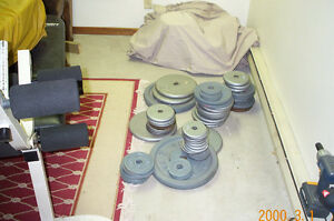 For Sale Weights