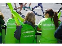 Brighton Marathon with Samaritans