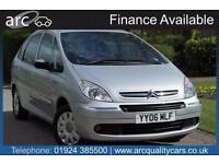 2006 Citroen Xsara Picasso 1.6 HDi 92 Exclusive 5dr 5 door MPV