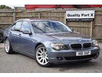 2006 BMW 7 Series 3.0 730d Sport 4dr
