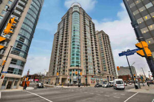 2 Bedroom + 2 bath in the heart of Downtown Ottawa!