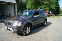 2007 Pontiac Torrent AWD LOADED SUV SUV, Crossover