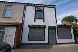 Shop for rent Little Lever, passing trade, front parking, flexible landlord
