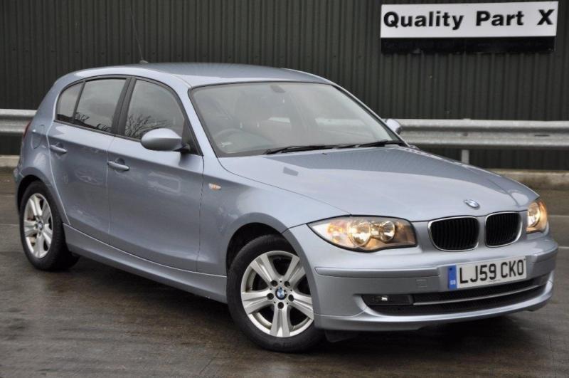 2009 BMW 1 Series 2.0 116d SE 5dr