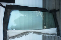 Rear glass window - Ford