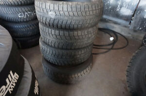 235 55 19 WINTER TIRES