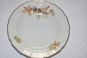 PINE TREE FINE TRANSLUCENT CHINAWARE (Japan)