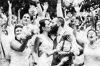 Photographe de mariage sur pellicules argentiques