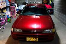 1996 Toyota Corolla Sedan Oatlands Parramatta Area Preview