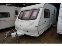 2003 ACE JUBILEE AMBASSADOR 2 BERTH CARAVAN - END WASHROOM - FULL SPEC