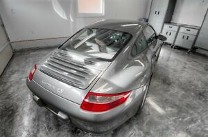 2007 Porsche 911 C4 S - 6sp-Manual No accidents Porsche Inspecte
