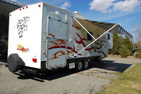 2008 Toy Hauler 285 Wolf Pack by Forest River