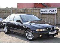 2002 BMW 5 Series 2.9 530d SE 4dr