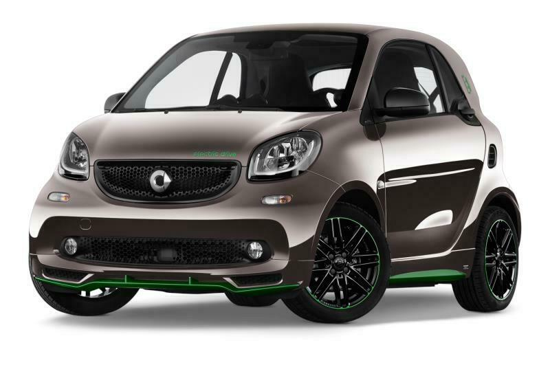 SMART Fortwo EQ 60kW Youngster