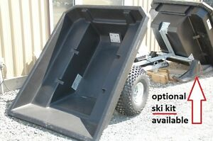 NEW! – ATV dumper trailer – 4' x 5'