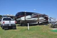 Redwood 36RL Luxury fifth wheel.