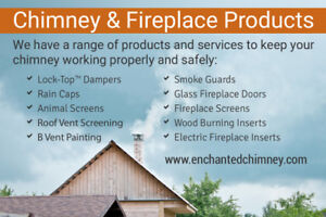 Chimney Covers, Rain Caps, Dampers, Animal Screens, Vents ...