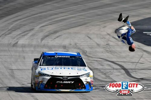 Bristol Spring Race Weekend 2 Tickets Each Day NASCAR - The Allisons Grandstand