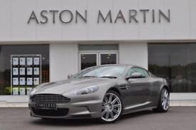 2009 Aston Martin DBS Coupe Manual Petrol Coupe