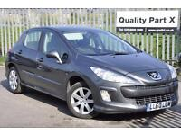 2010 Peugeot 308 1.6 HDi Sport 5dr