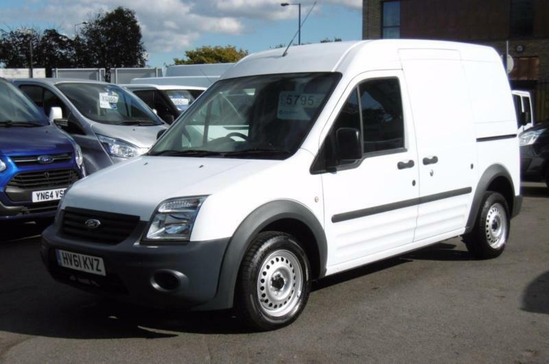 2012 FORD TRANSIT CONNECT T230 110 LWB HIGH ROOF ONLY 30000 MILES 1 OWNER
