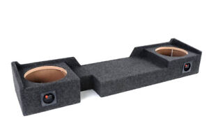 """10"""" Subwoofer Box- 04-08 ford truck-New"""