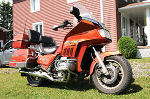Moto Goldwing Interstate 1986