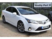 2014 Toyota Avensis 2.0 D-4D Icon 4dr