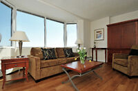 Fully Furnished 1 Bedroom Suite, Downtown Ottawa