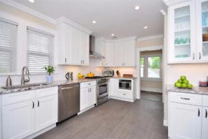 Solid Maple Cabinet 50% OFF, *Granite/Quartz Countertop From $45