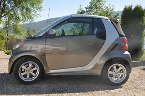 2013 Smart Fortwo Passion Cabriolet (Convertible)