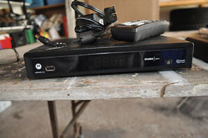 Shaw PVR Satellite Box