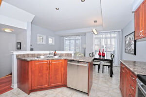 Stunning Furnished, Executive Townhouse in Etobicoke