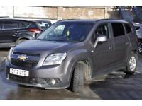 2012 Chevrolet Orlando 1.8 16v LT 5dr