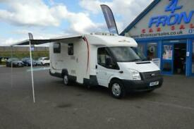 Roller Team Auto-Roller 695 FAMILY FORD TRANSIT 4 BERTH 4 TRAVEL SEAT MOTORHOME
