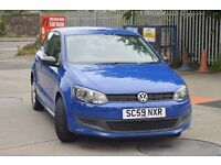 VW POLO 1.2 (59) (2010) LOW MILEAGE FULL SERVICE HISTORY