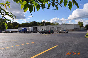 industrial shop with office space for lease