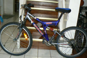 HANDSOME Large Mountain Bike- DOUBLE SHOCKS -Upto 6 Feet