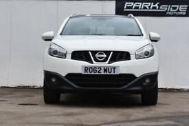2012 Nissan Qashqai+2 1.6 dCi N-TEC+ 2WD 5dr (start/stop)