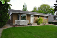 3BR + 2Den + Garage and driveway, beautiful bungalow for rent