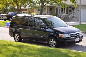 2005 Chevrolet Venture Minivan