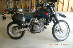 2017 DR 650 $4900 FIRM