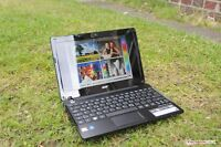 Acer Aspire One 725 1GHz/2GB DDR3/320GB HDD Netbook For Sale