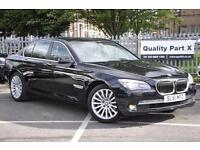 2012 BMW 7 Series 3.0 730d SE 4dr